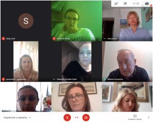 Održane online konzultacije sa studentima doktorskih studija